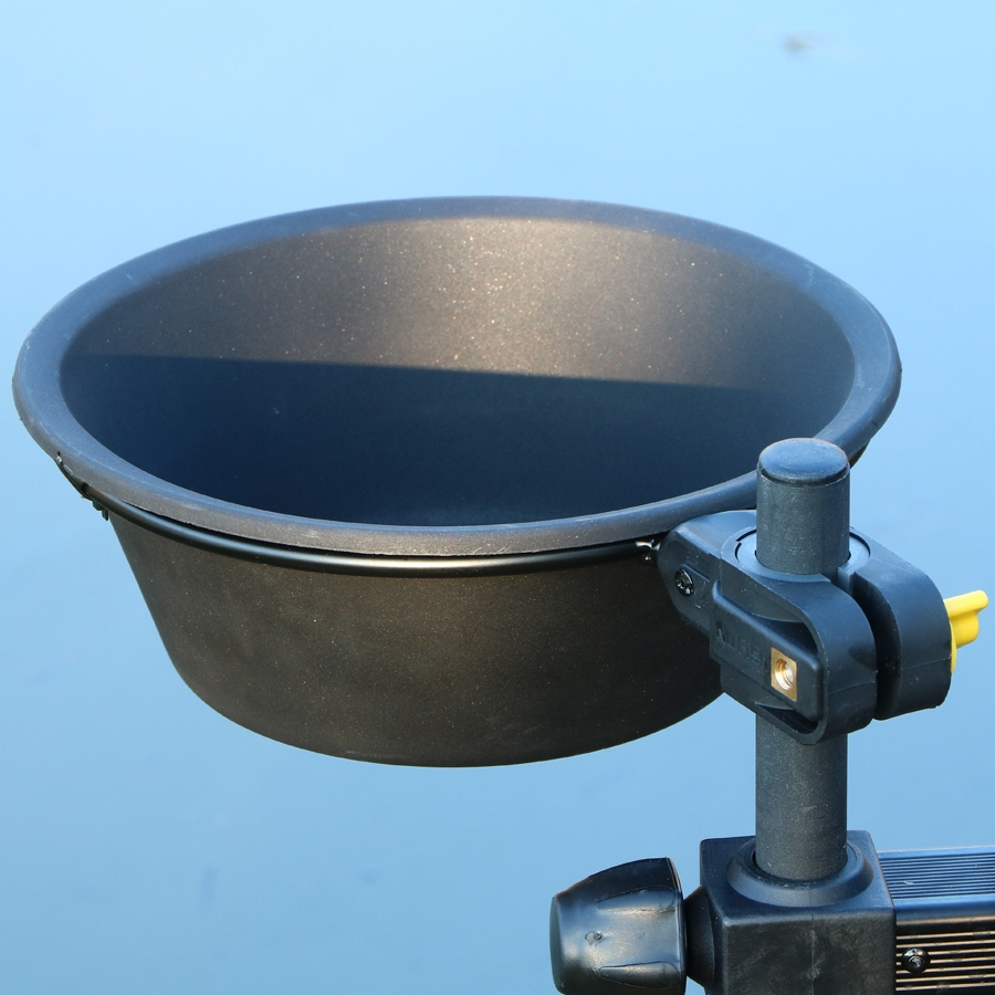 Bait Bowl With Ring & Cover
