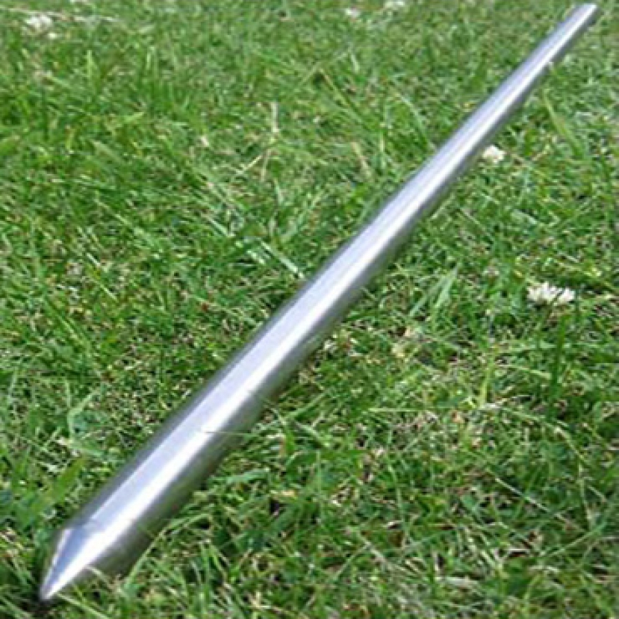 Strong Stainless Steel Brolly Spike