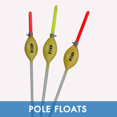 pole floats