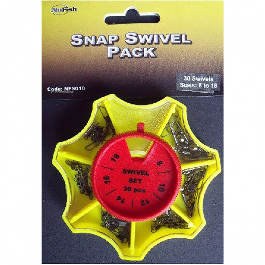 Snap Swivel Dispenser